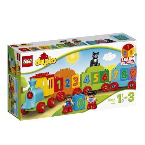 10847 Number Train DUPLO My First