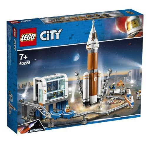 60228 Deep Space Rocket and Launch.. Lego City Space Port