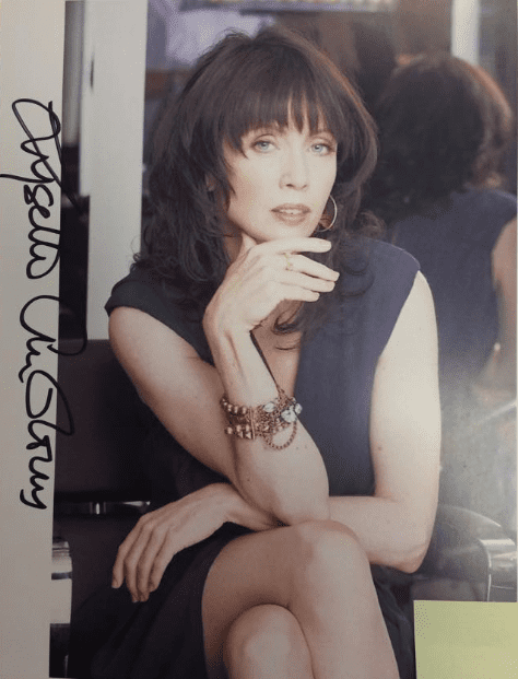 A023 Lysette Anthony - Signed 10x8