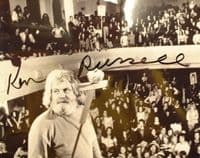 A141 - KEN RUSSELL Signed 10x8 Photo