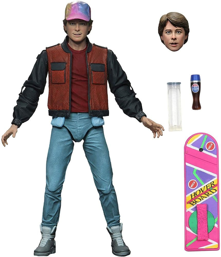 Back To The Future: Part 2: Action Figure: Ultimate Marty