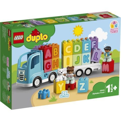DUPLO 10915 MY FIRST Alphabet Truck V29