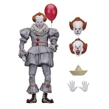 """IT 2017 Ultimate Pennywise 7"""" ULTIMATE Action Figure"""