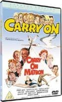 KENNETH COPE signed Carry On Matron (Special Edition)