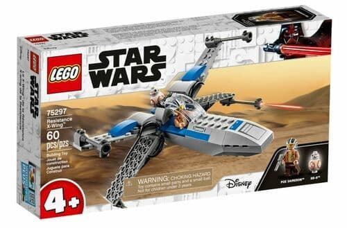 LEGO 75297Star Wars Resistance X-Wing