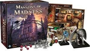 Mansions Of Madness Core Game 2nd Ed. Fantasy Flight