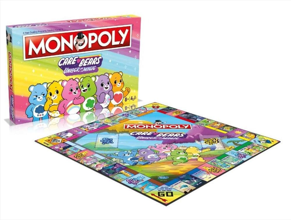MONOPOLY -  Care Bears Edition