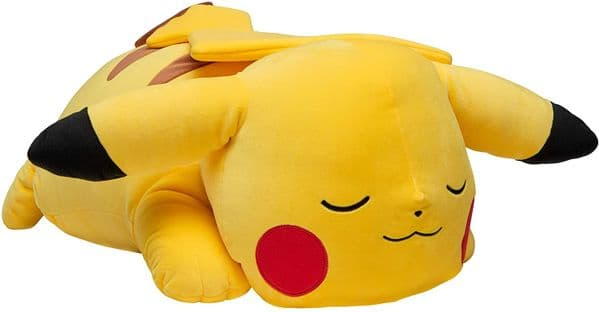 POKÉMON 18 INCH Pikachu Sleep Plush
