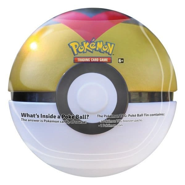 Pokémon Trading Card Game Poke Ball Tin Series 6