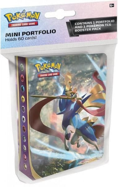 Pokemon TCG: Sword & Shield 5 Battle Styles Mini Portfolio