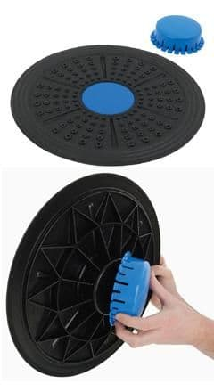 40cm Adjustable Plastic Wobble Board