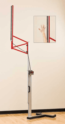 Electronic Vertical Jump Tester