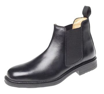 Amado Macario, M278, Roamers Leather Chelsea Boots