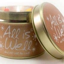 Lily-Flame candle - All is Well