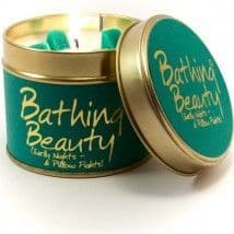 Lily-flame candles - Bathing Beauty