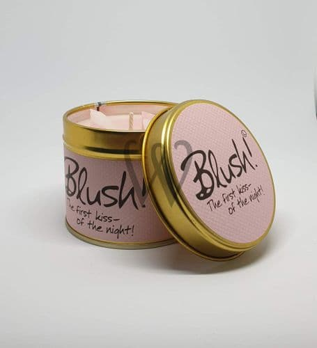 Lily-Flame candle - Blush