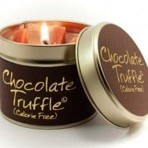 Lily-Flame candle - Chocolate Truffle