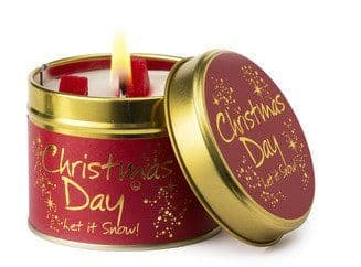 Lily-Flame candle - Christmas Day