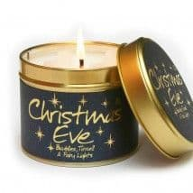 Lily-Flame candle - Christmas Eve