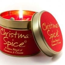 Lily-Flame candle- Christmas Spice