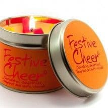 Lily-Flame candle - Festive Cheer