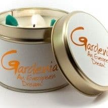 Lily-Flame candle- Gardenia