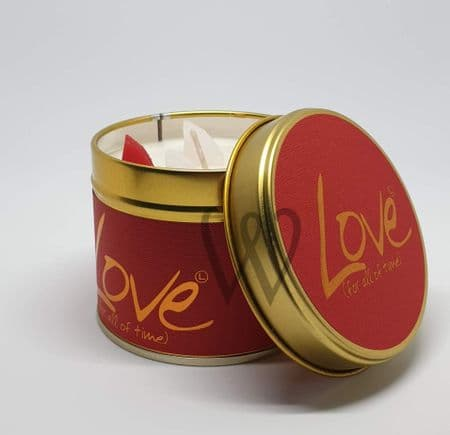 Lily-Flame Candles - Love