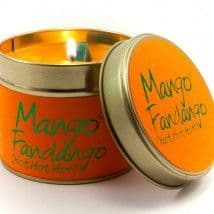 Lily-Flame Candles - Mango Fandango
