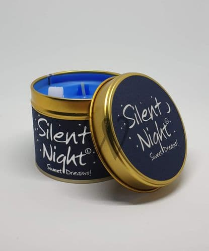 Lily-Flame candle- Silent Night