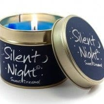 Lily-flame candles - Silent Night