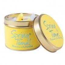 Lily-Flame candle- Spring Time