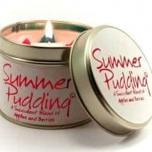 Lily-Flame candle- Summer Pudding