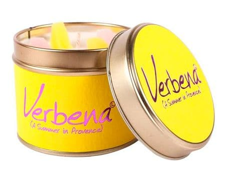 Lily-Flame candle - Verbena
