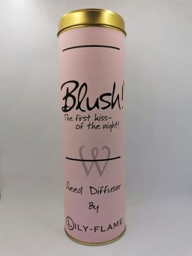 Lily-Flame Reed Diffuser - Blush 100ml