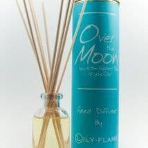 Lily-Flame Reed Diffuser - Over the Moon 100ml