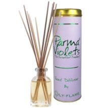 Lily-Flame Reed Diffuser - Parma Violets