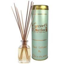 Lily-Flame Reed Diffuser - Secret Garden 100ml