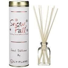 Lily-Flame reed diffuser - Snowfall 100ml
