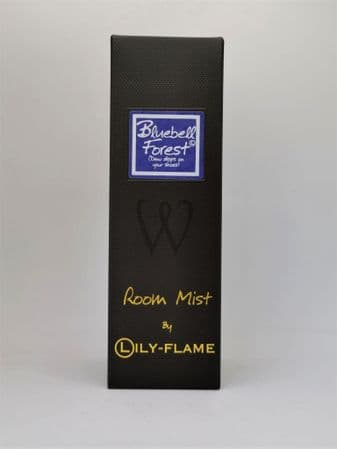 Lily flame bluebell forest room spray