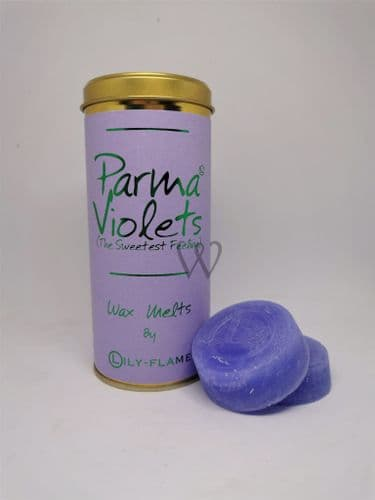 Lily-Flame Wax Melts - Parma Violets
