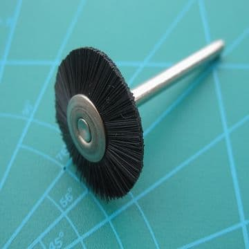 3 Bristle Brushes Radial Axial End Set