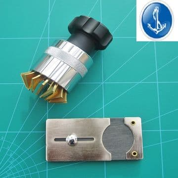 Acrylic Watch Crystal Removal and Replacement Tool  Anchor Watch Tools