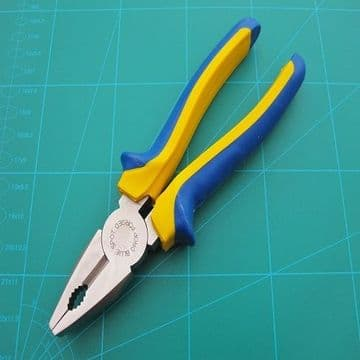 Combination Pliers Heavy Duty  200mm Drop Forged