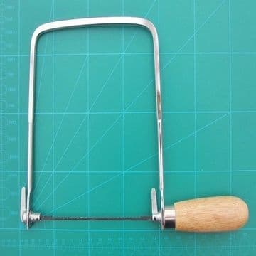 Coping Saw frame 165mm + 5 Blades