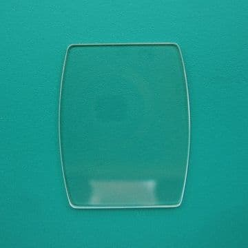Generic Piaget Mineral Flat TV Watch Glass 28.00 x 22.00 -  1.0mm Thickness