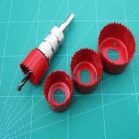 Hole Cutters and Drill Bits