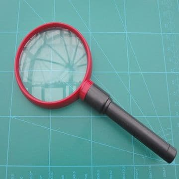 Magnifying Glass With Light x 3 Magnification