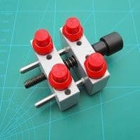 Watch Movement Holder Service Clamps